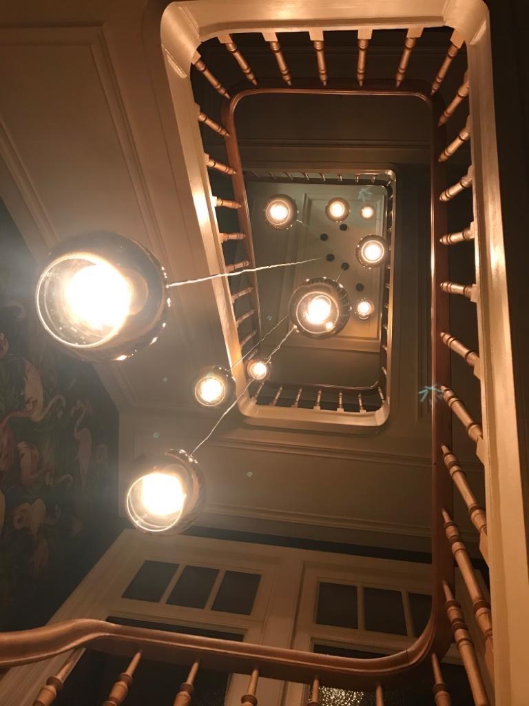 lampen traphal